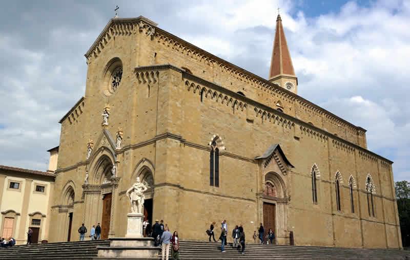 Catedral de Arezzo - Que ver en en Arezzo