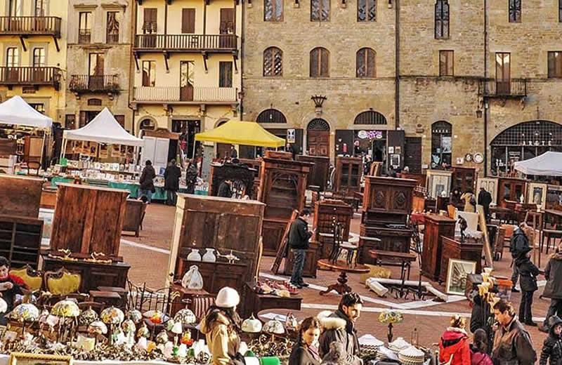 Que ver en en Arezzo