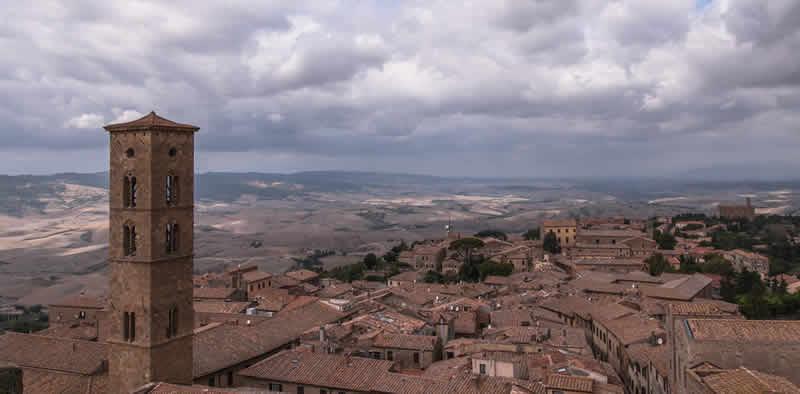 Que ver en Volterra