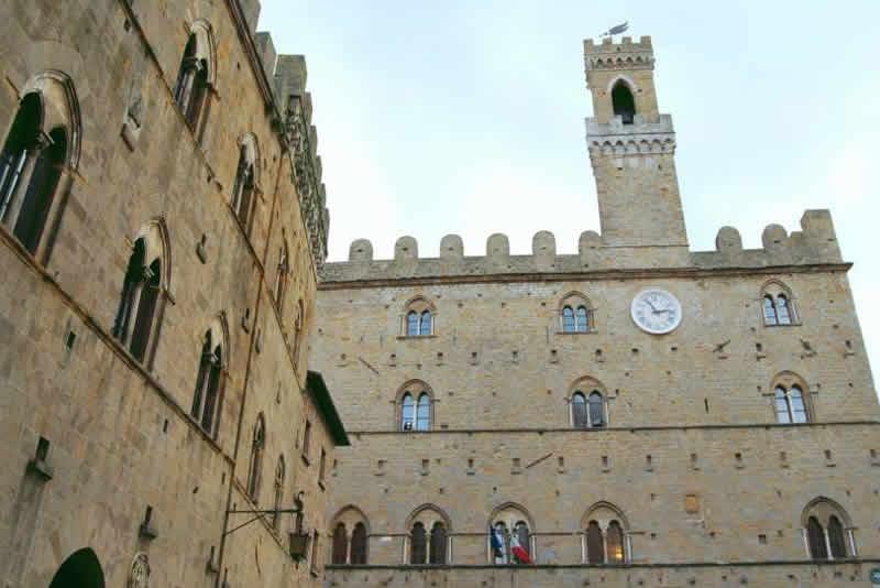 Palazzo dei Priori - Volterra